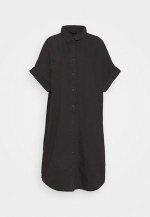 MOLLY DRESS - Blousejurk - black