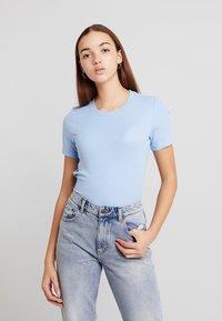 Monki - LILIAN 2 PACK - T-shirt basic -  blue - 3