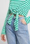 Monki - PENELOPE - Long sleeved top - green
