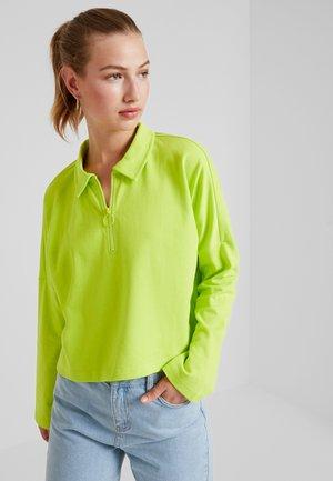 DOLLY - Bluzka z długim rękawem - lime green