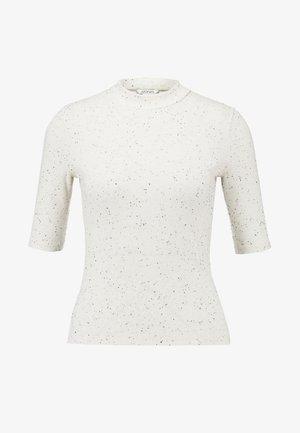 SABRINA - T-shirts med print - white