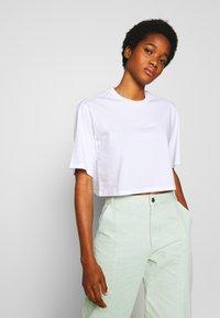 Monki - ELINA TOP 2 PACK - T-shirt basic - lilac/white - 3