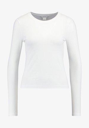 LILIANA - Maglietta a manica lunga - offwhite