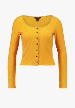 QUEEN - Vest - yellow dark
