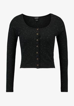 QUEEN - Cardigan - black