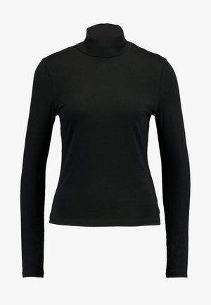 VANJA - Pitkähihainen paita - black dark