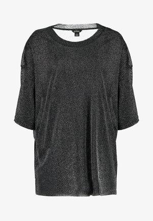 CISSI TEE - T-shirt con stampa - black