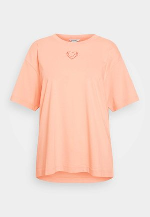 TOVI TEE - Camiseta estampada - orange dusty light