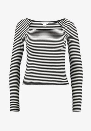 MALOU CATCH - Maglietta a manica lunga - easypeasy stripe