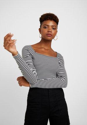 MALOU CATCH - T-shirt à manches longues - easypeasy stripe