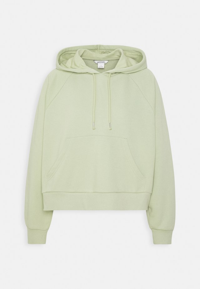 ODINA - Hoodie - green dusty light