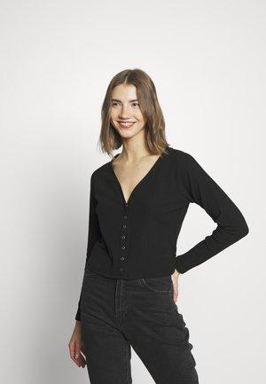 YING 2 PACK - Vest - black/white