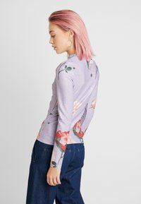 Monki - ELIN - Longsleeve - purple - 2