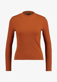 Monki - SAMINA - Longsleeve - orange dark solid - 4