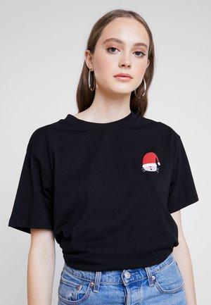 TOVI SPECIAL TEE - T-shirt print - black