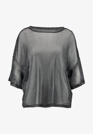 DAMALI - Top - black/silver