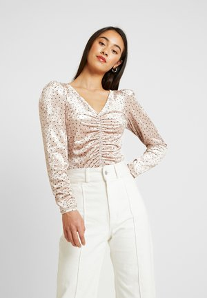 MAJLI - Long sleeved top - beige