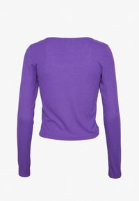 Monki - OLLE - Long sleeved top - lilac - 1