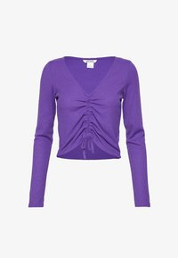 Monki - OLLE - Long sleeved top - lilac - 0