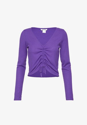 OLLE - Long sleeved top - lilac