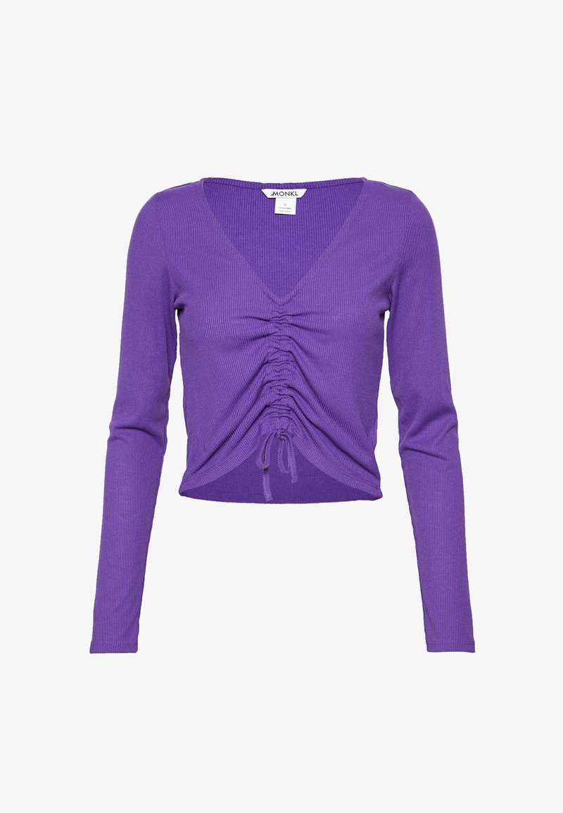 Monki - OLLE - Long sleeved top - lilac