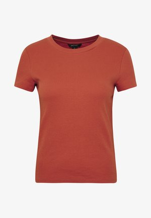 MAGDALENA TEE - Basic T-shirt - orange