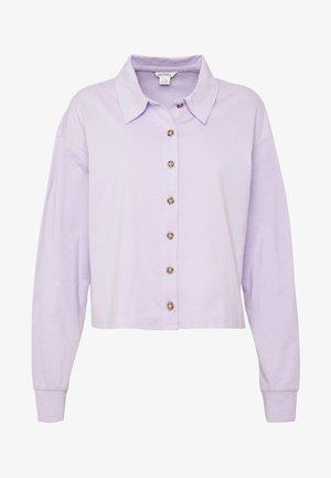 PILLAN  - Top sdlouhým rukávem - lilac