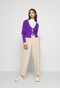 Monki - MATHILDA - Cardigan - lilac - 1