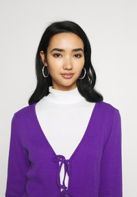 Monki - MATHILDA - Cardigan - lilac - 3