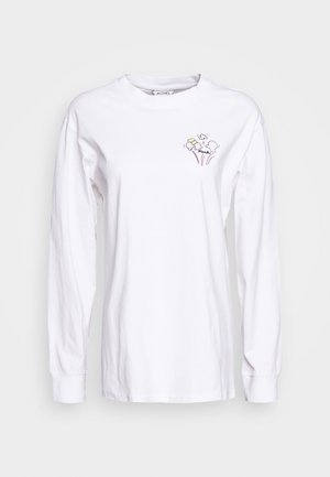 KLARA - Long sleeved top - white