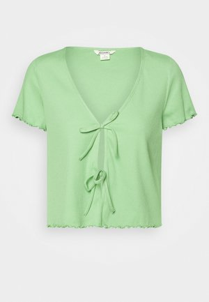 NILLAN - Camiseta estampada - green
