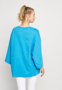 Monki - BILLIE - Longsleeve - blue bright - 2