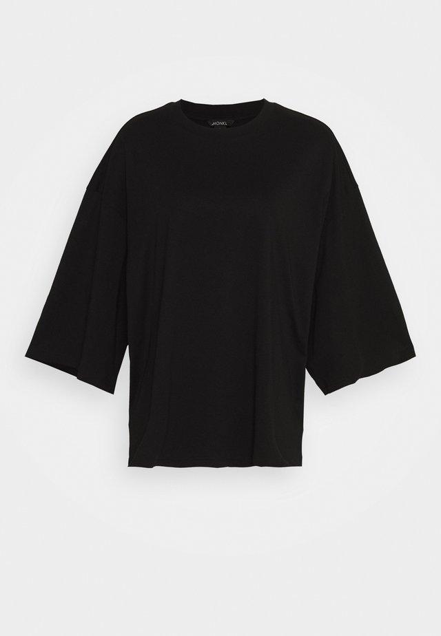 BILLIE - Bluzka z długim rękawem - black