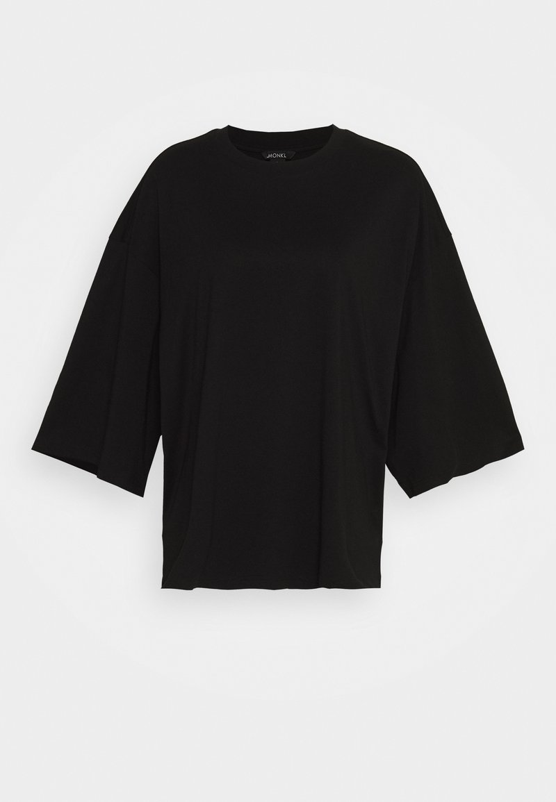 Monki - BILLIE - Topper langermet - black