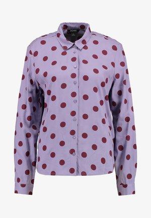 NADINA BLOUSE - Košile - purple