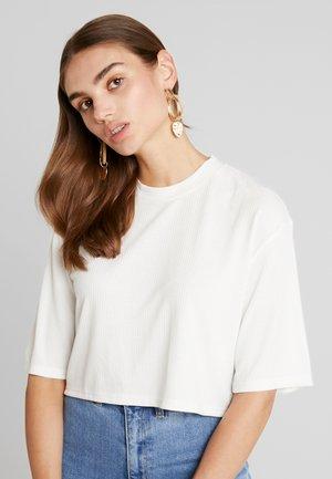 ELI  - T-Shirt basic - white light