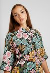 Monki - TAMRA BLOUSE - Hemdbluse - multi-coloured