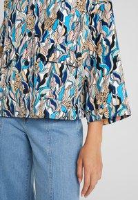 Monki - CATY BLOUSE - Button-down blouse - white - 5