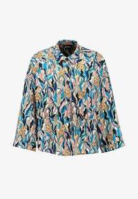 Monki - CATY BLOUSE - Button-down blouse - white - 4