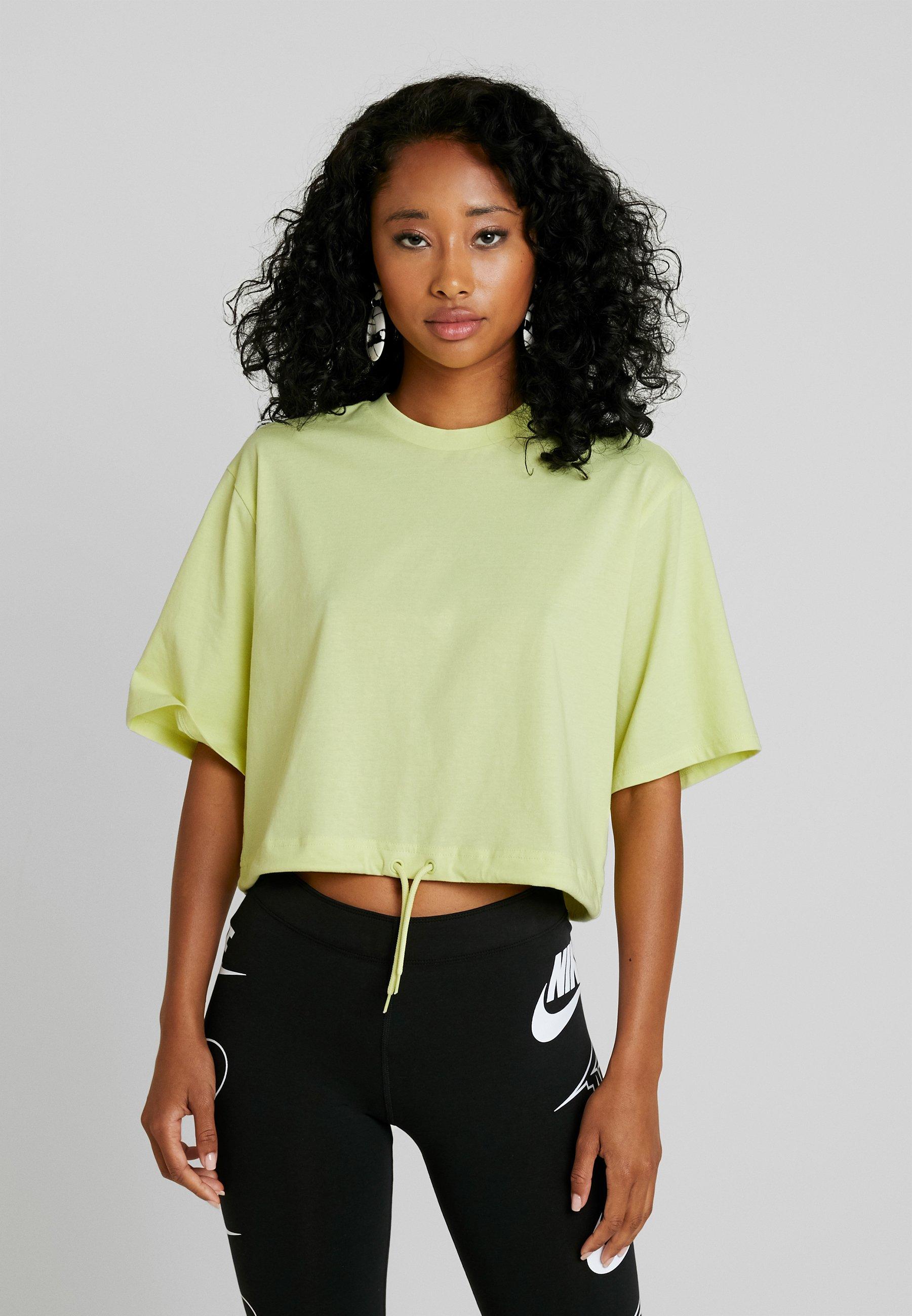 Green Monki Basique shirt Lime AbelaT yellow rdxQtshC