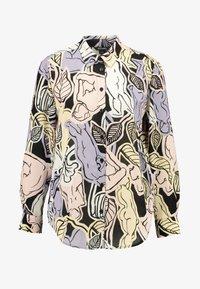 Monki - ASTRID BLOUSE - Button-down blouse - lilac - 3