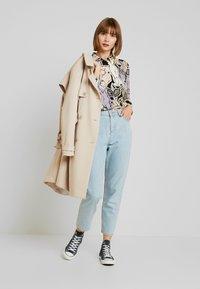 Monki - ASTRID BLOUSE - Button-down blouse - lilac - 1