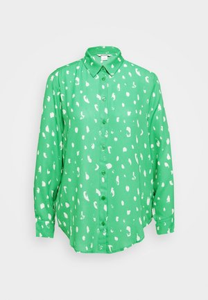 ASSA BLOUSE - Košile - green medium