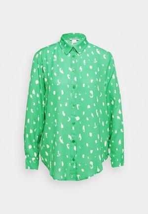ASSA BLOUSE - Overhemdblouse - green medium