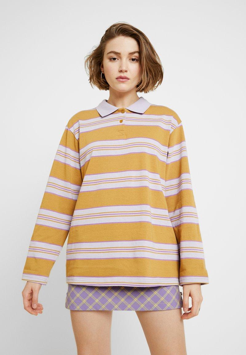 Monki - COMMON - Blouse - purple/beige