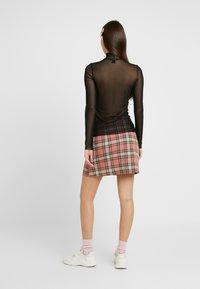 Monki - JAVA - Maglietta a manica lunga - chain black - 2