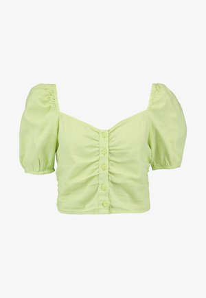 NIC BLOUSE - Bluser - light green