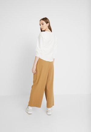 WILMA BLOUSE - Bluse - white