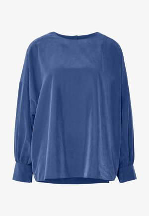 MARYANNE BLOUSE - Blůza - blue