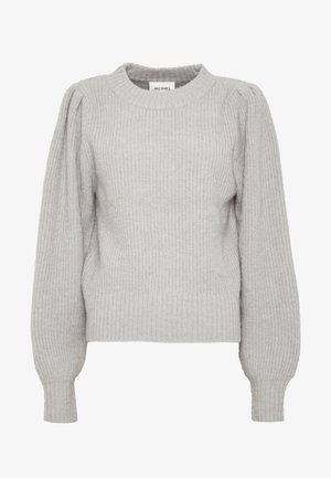 QAMELIA - Jumper - grey dusty light
